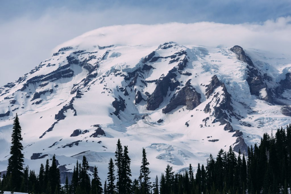 Mount Rainier Washington