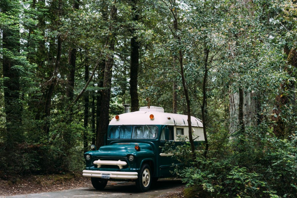 Redwoods Camping