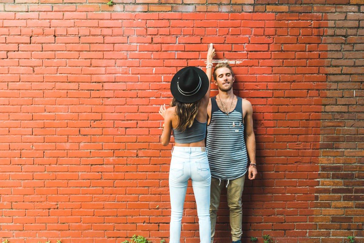 Portland Influencer Couple's Session