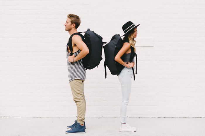 Osprey Backpack Photoshoot