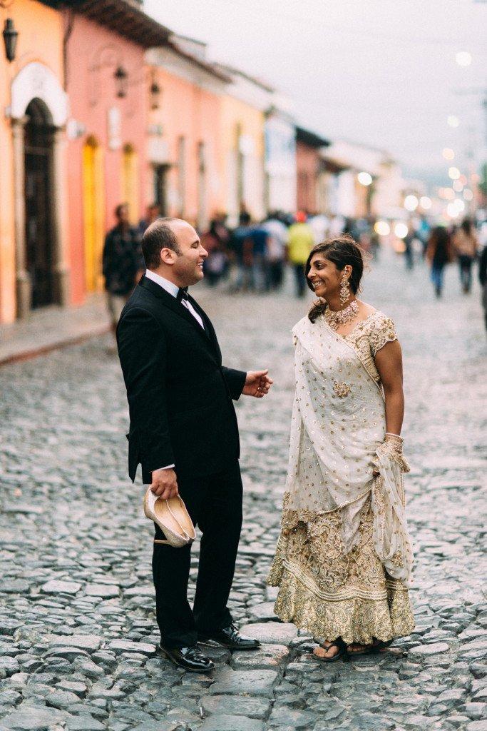 antigua guatemala destination wedding and elopement