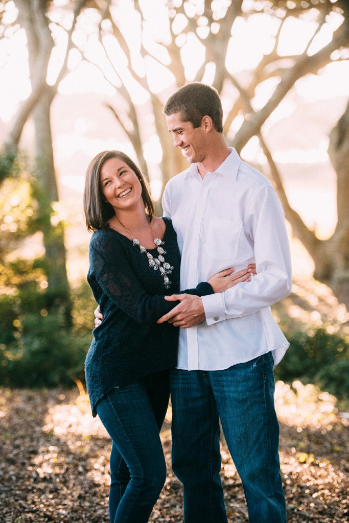 Fort Fisher NC Engagement Session