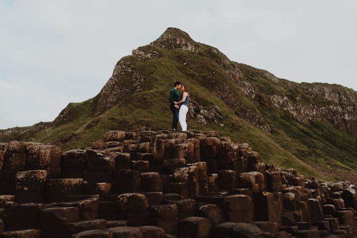 Giants Causeway Engagement