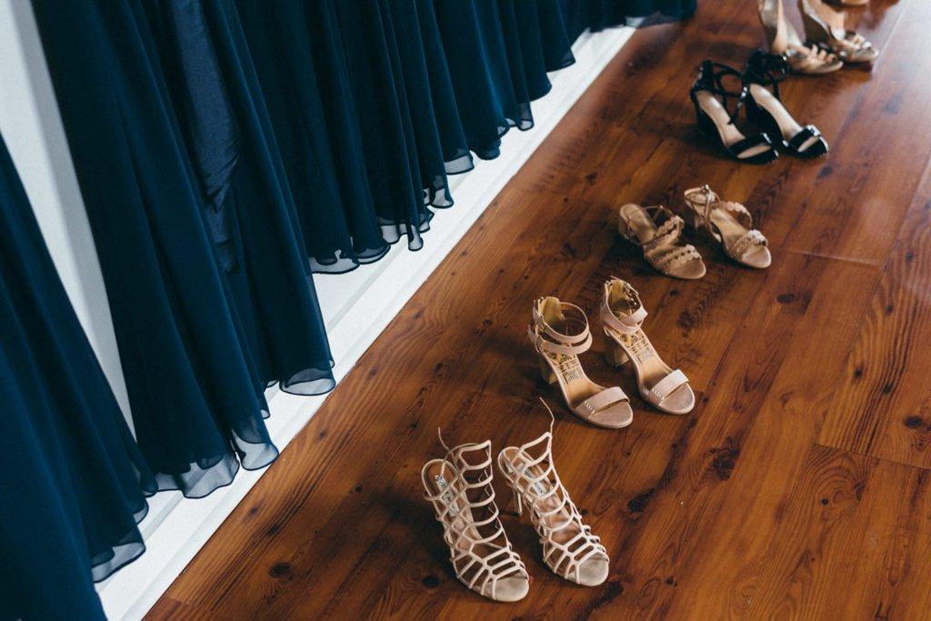 Wedding details of a Portland Oregon garden wedding