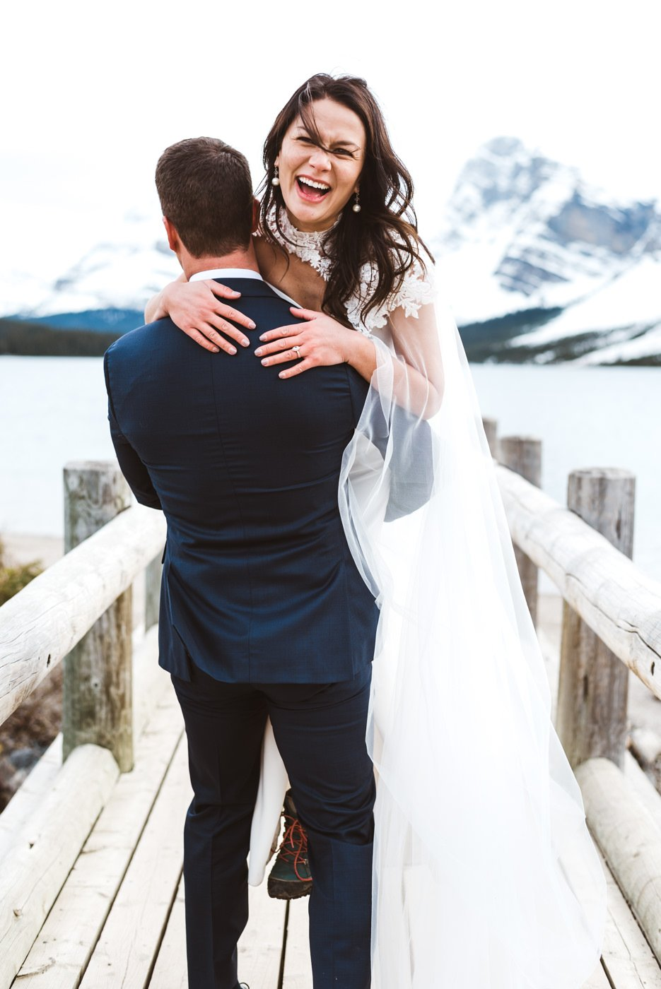 Banff Adventure Wedding Elopement