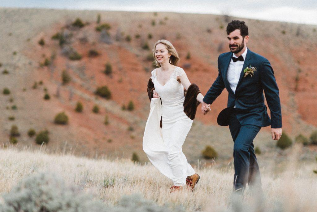 Jackson Wyoming Ranch Wedding