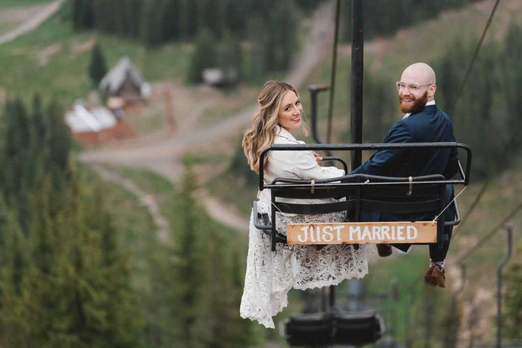 Mt Hood Skibowl Wedding