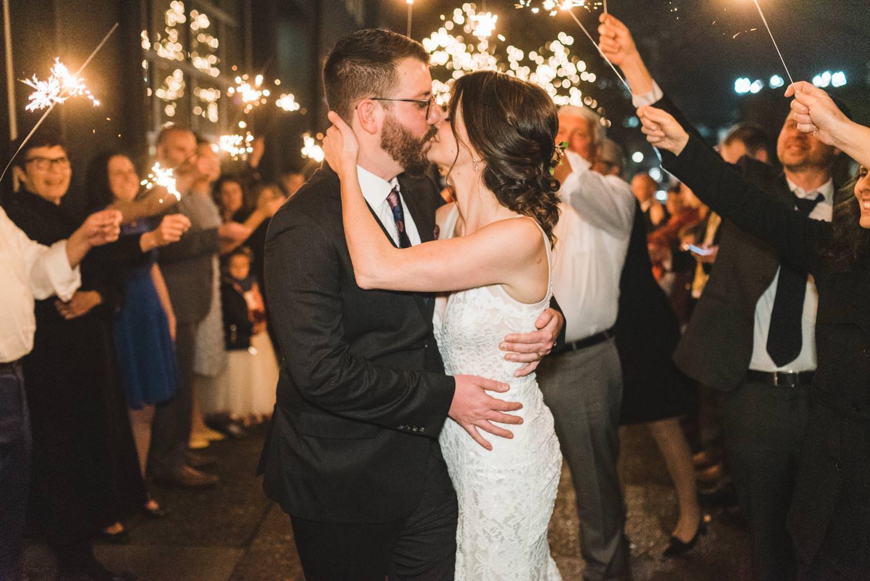Coopers Hall Portland OR Wedding