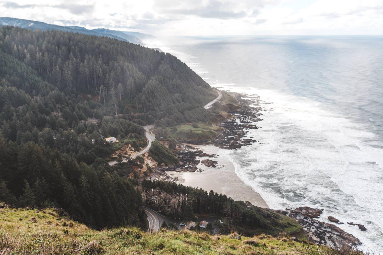 Top 4 Best Oregon Elopement Locations at Cape Perpetua