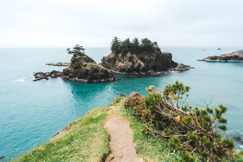 Top 4 Best Oregon Elopement Locations at Samuel H Boardman