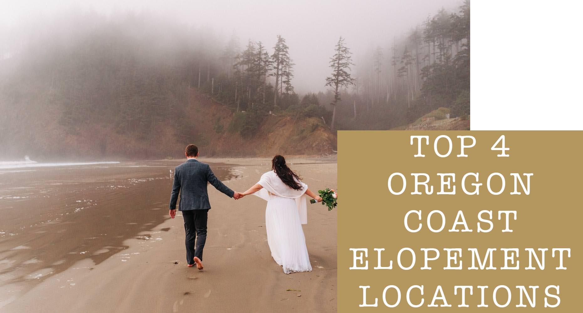 Oregon Coast Elopement Locations