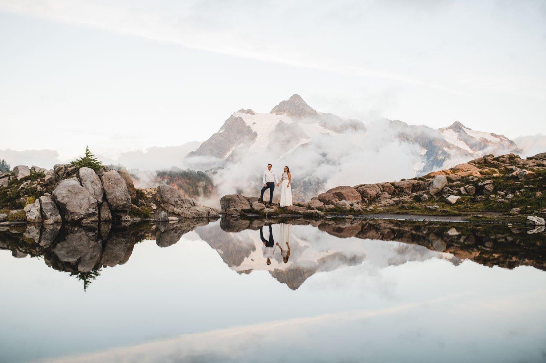 Artist Point | Mt Baker | North Cascades Elopement
